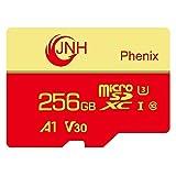 microSDカード microSDXCカード 256GB JNH 超高速Class10 UHS-I U3 V30 4K Ultra HD アプリ最適化A1対応 【国内正規品 5年保証】