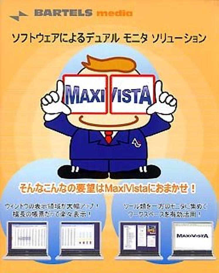 何かパッチ午後MaxiVista
