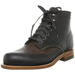 Wolverine Addison 1000 Mile Two-Tone Wingtip Boot