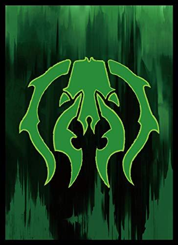 マジック:ザ・ギャザリング プレイヤーズカードスリーブ 『ラヴニカのギルド』 《ゴルガリ団》 (MTGS-055)