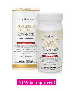 mosbeau PLACENTA WHITE ADVANCE...