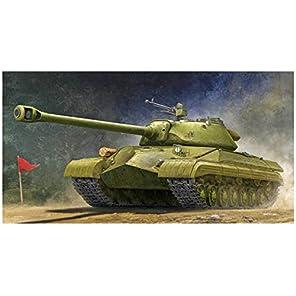 トランペッター 1/35 ソビエト軍 JS-5重戦車 プラモデル 09566