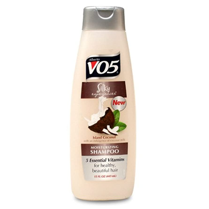 くちばし連帯食品VO5 シャンプー <アイランドココナッツ>