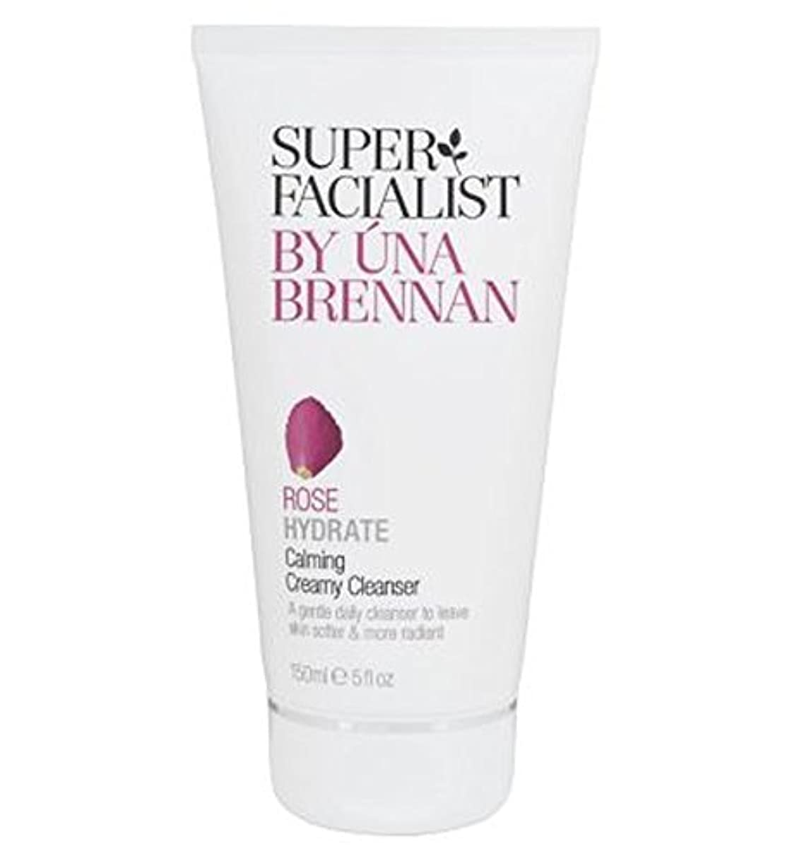 Superfacialistは水和物クレンザーの150ミリリットルをバラ (Superfacialist) (x2) - Superfacialist Rose Hydrate Cleanser 150ml (Pack...