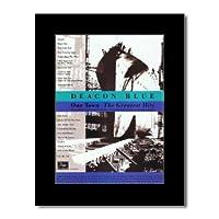 DEACON BLUE - Greatest Hits Mini Poster - 28.5x21cm