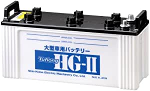 HITACHI [ 日立化成株式会社 ] 国産車バッテリー [ Tuflong HG-II ] THG 95D31L