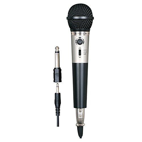 [해외]WINTECH 동적 에코 마이크 KEM-02/WINTECH Dynamic Echo Microphone KEM-02