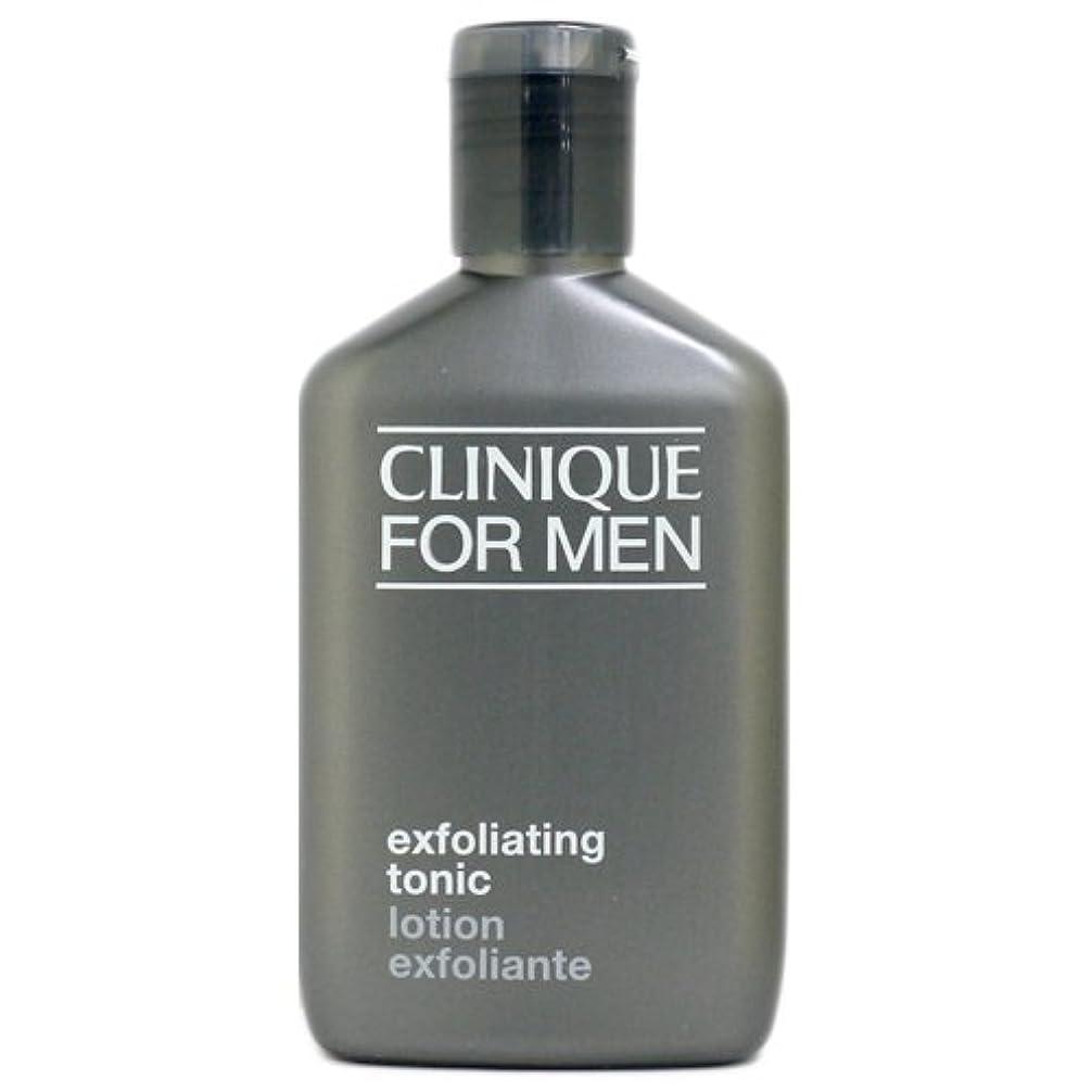 献身主導権嫌がるクリニークフォーメン(CLINIQUE FOR MEN) エクスフォリエーティング トニック 200ml[並行輸入品]