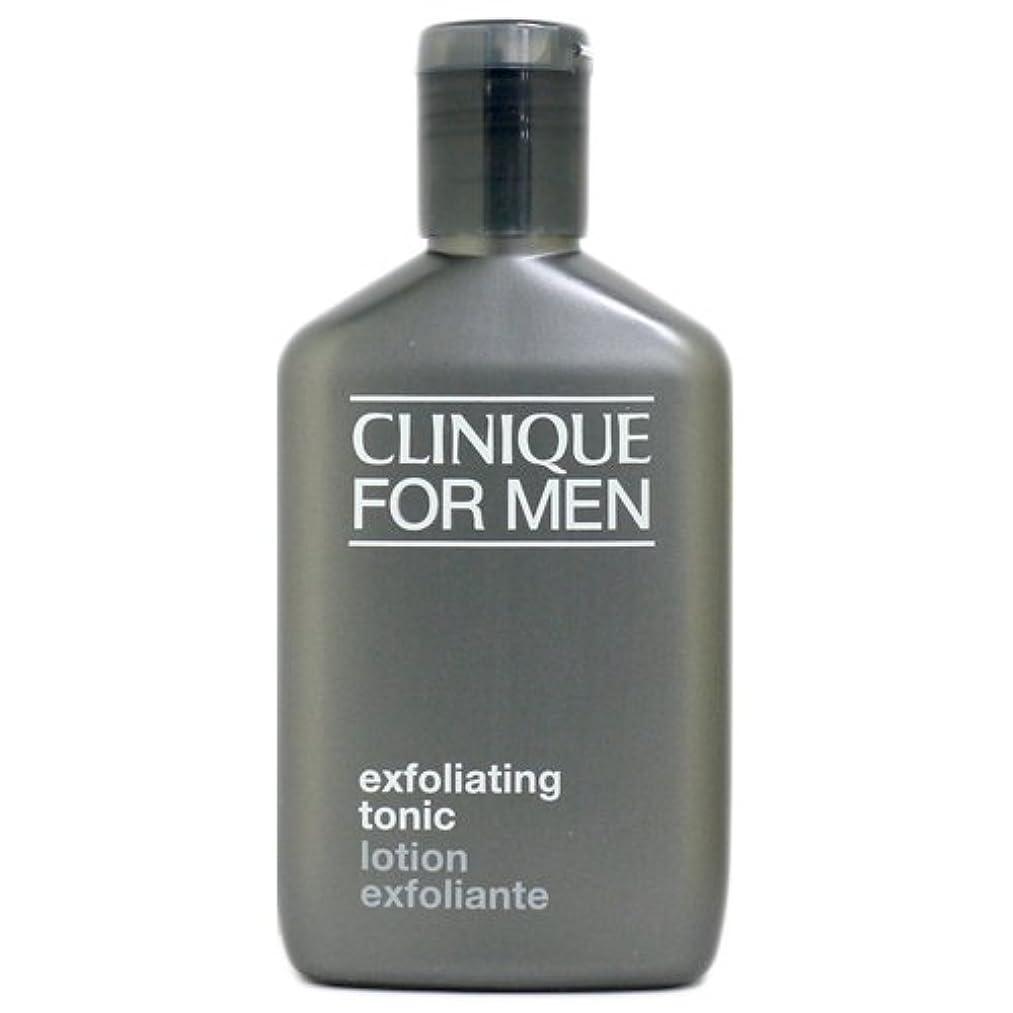 結論マイコン急行するクリニークフォーメン(CLINIQUE FOR MEN) エクスフォリエーティング トニック 200ml[並行輸入品]