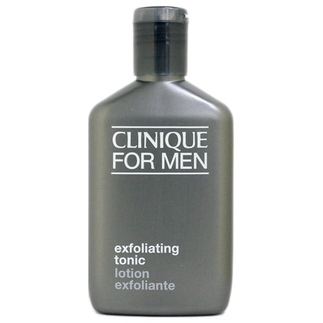通行人過去凍ったクリニークフォーメン(CLINIQUE FOR MEN) エクスフォリエーティング トニック 200ml[並行輸入品]