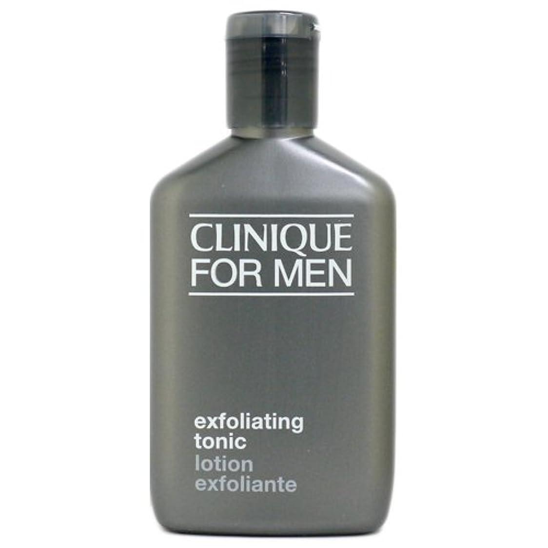 理想的振り向く事業クリニークフォーメン(CLINIQUE FOR MEN) エクスフォリエーティング トニック 200ml[並行輸入品]