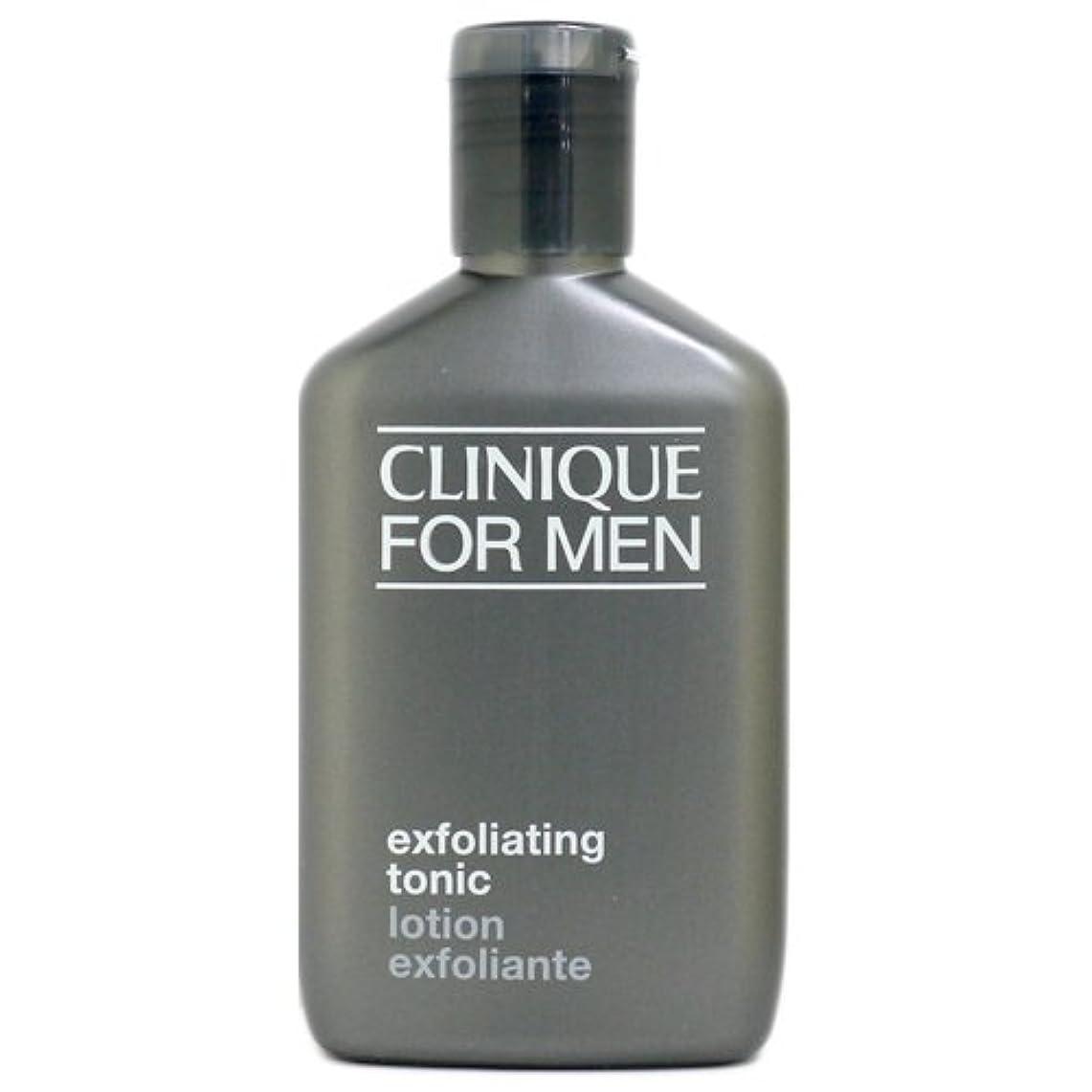 口述胃ライセンスクリニークフォーメン(CLINIQUE FOR MEN) エクスフォリエーティング トニック 200ml[並行輸入品]