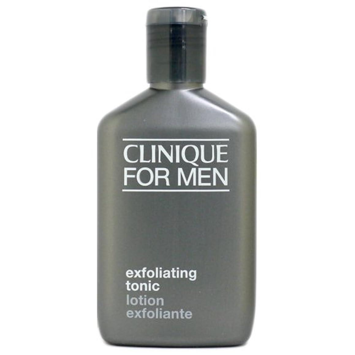 夏傾向がありますブラインドクリニークフォーメン(CLINIQUE FOR MEN) エクスフォリエーティング トニック 200ml[並行輸入品]