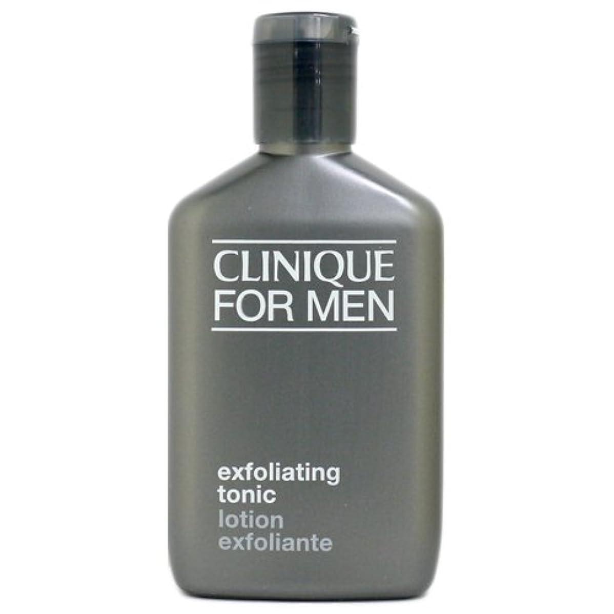 通り写真を撮る暴力的なクリニークフォーメン(CLINIQUE FOR MEN) エクスフォリエーティング トニック 200ml[並行輸入品]