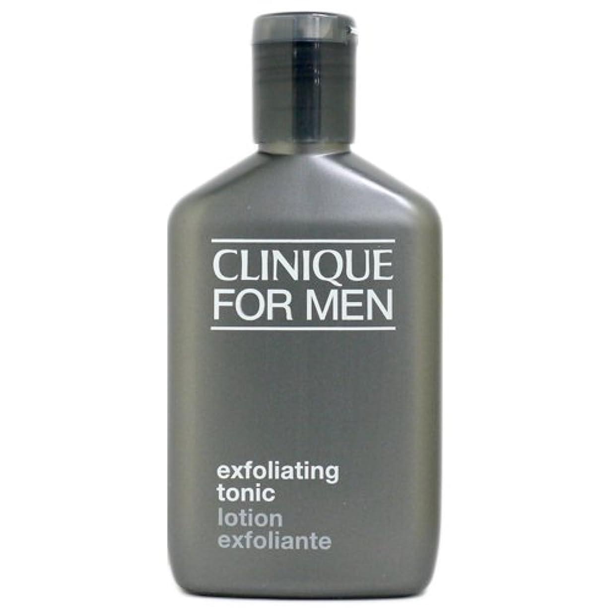 うつ店主沼地クリニークフォーメン(CLINIQUE FOR MEN) エクスフォリエーティング トニック 200ml[並行輸入品]