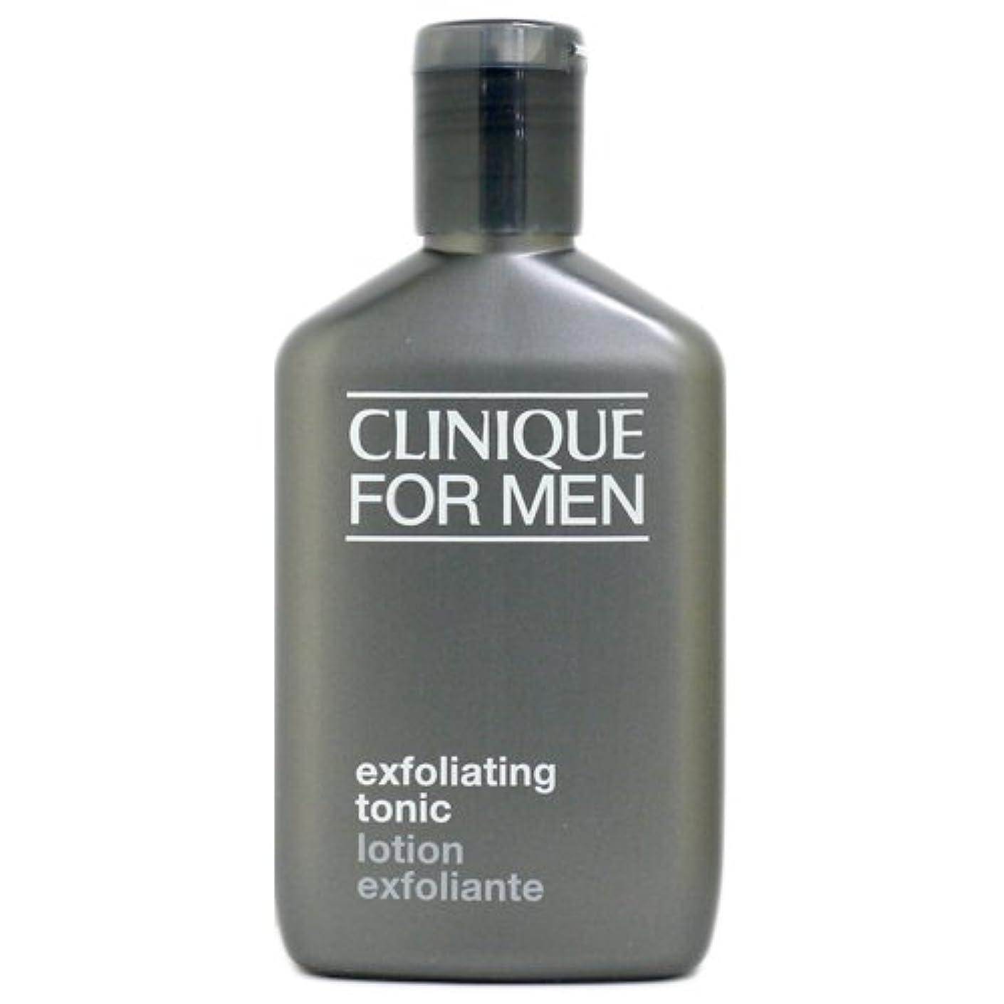 診療所アイスクリームヘルシークリニークフォーメン(CLINIQUE FOR MEN) エクスフォリエーティング トニック 200ml[並行輸入品]