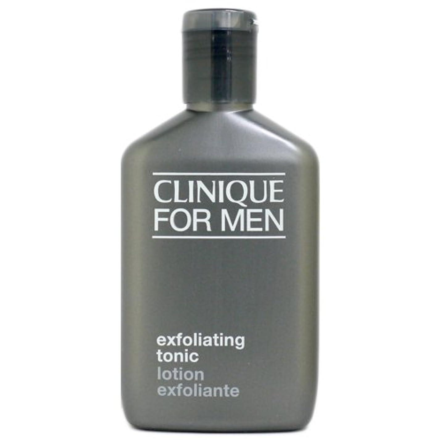 フレッシュいたずらな乱気流クリニークフォーメン(CLINIQUE FOR MEN) エクスフォリエーティング トニック 200ml[並行輸入品]