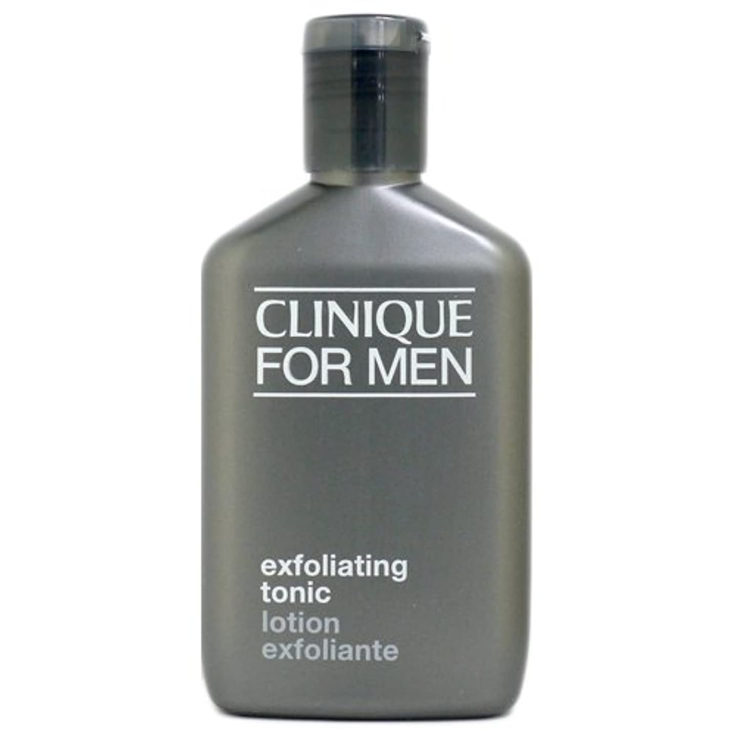 不安定なフォーマル保持するクリニークフォーメン(CLINIQUE FOR MEN) エクスフォリエーティング トニック 200ml[並行輸入品]