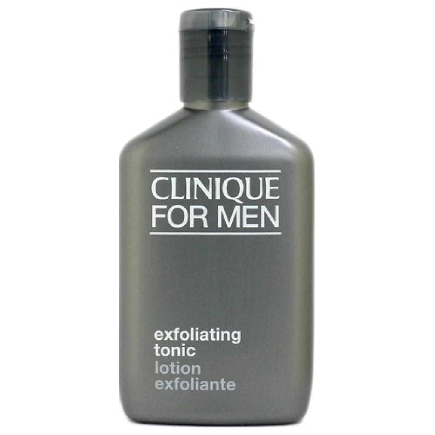 ラジカル優勢陰謀クリニークフォーメン(CLINIQUE FOR MEN) エクスフォリエーティング トニック 200ml[並行輸入品]