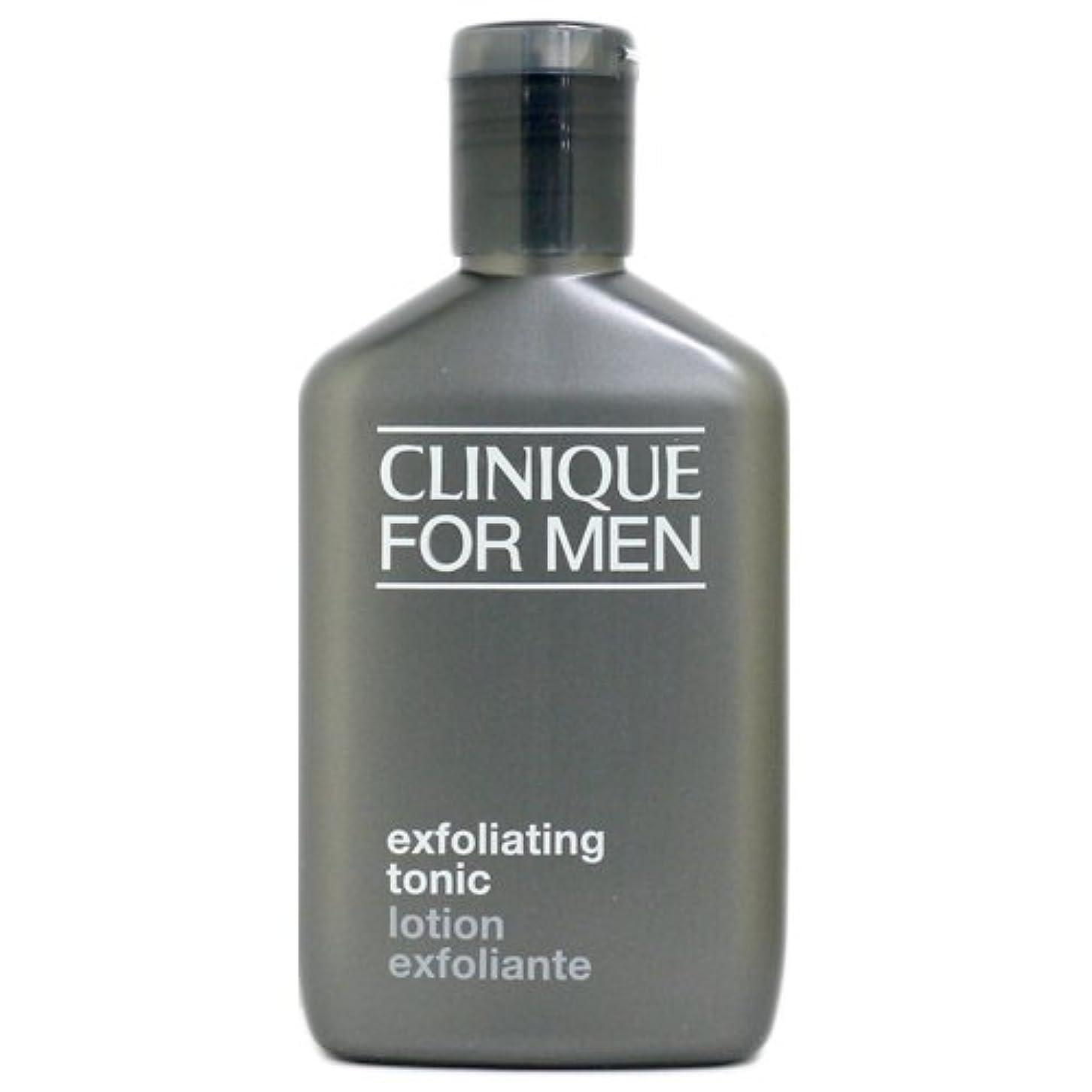進化先例野ウサギクリニークフォーメン(CLINIQUE FOR MEN) エクスフォリエーティング トニック 200ml[並行輸入品]