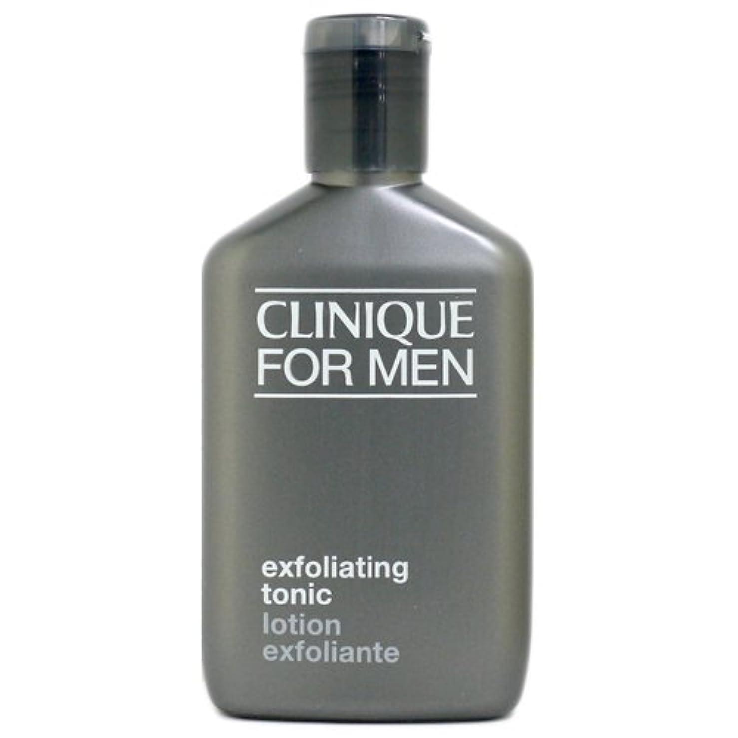 ルーチンわずかな協力クリニークフォーメン(CLINIQUE FOR MEN) エクスフォリエーティング トニック 200ml[並行輸入品]