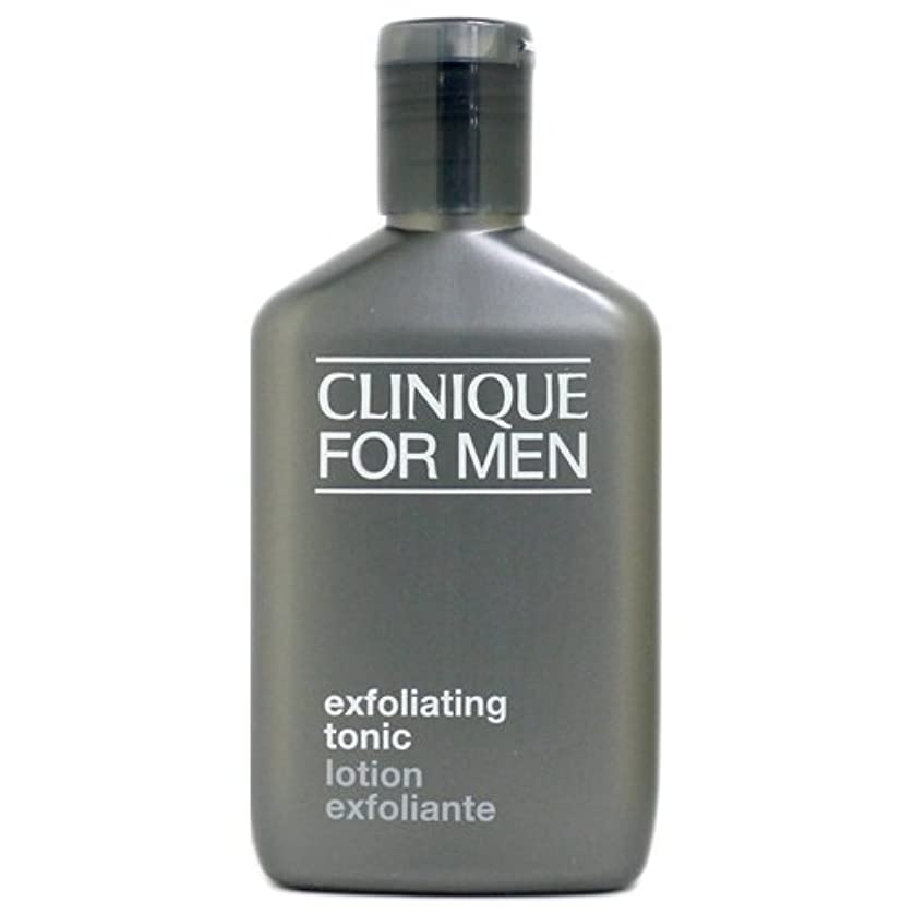 恐怖症イブ詐欺師クリニークフォーメン(CLINIQUE FOR MEN) エクスフォリエーティング トニック 200ml[並行輸入品]