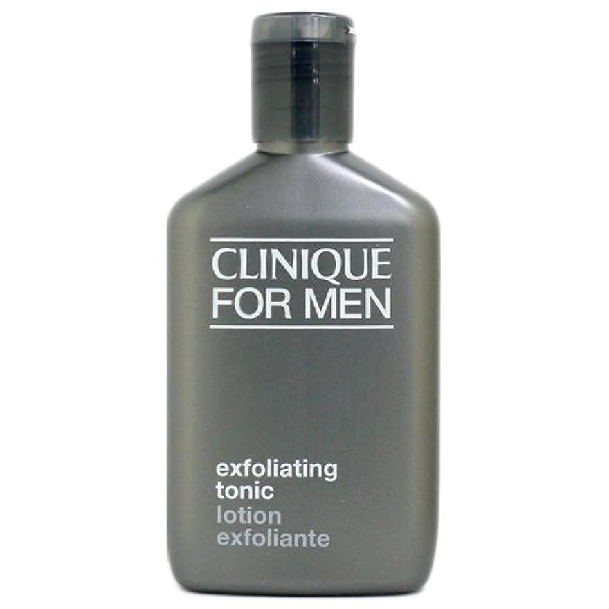 カストディアン生じるエッセイクリニークフォーメン(CLINIQUE FOR MEN) エクスフォリエーティング トニック 200ml[並行輸入品]