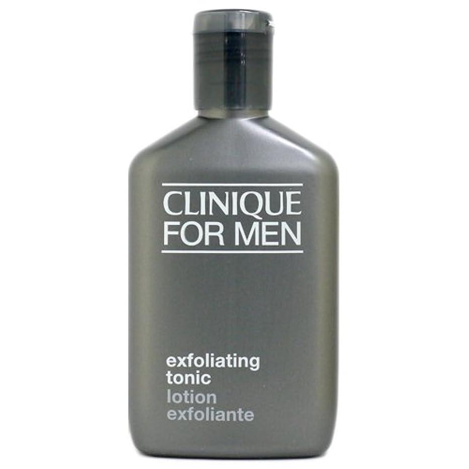 並外れてチェスバルククリニークフォーメン(CLINIQUE FOR MEN) エクスフォリエーティング トニック 200ml[並行輸入品]