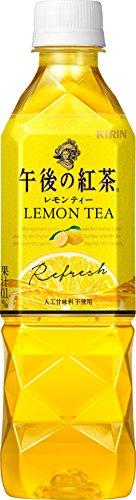 キリン 午後の紅茶 レモンティー 500mlPET×24本