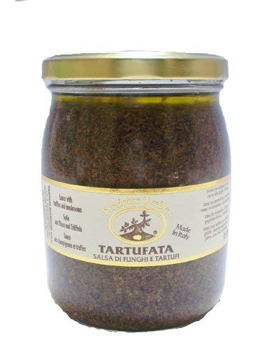 黒トリュフペースト 「タルトゥファータ」 500g