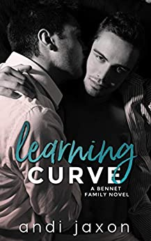Learning Curve: MM Romantic Suspense (A Bennet Family Novel Book 1) by [Jaxon, Andi]