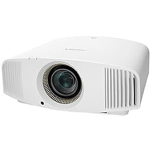 ソニー 4K/3D対応 ビデオプロジェクター(ホワイト)SONY VPL-VW535 W