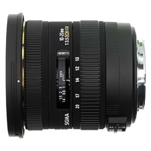SIGMA 超広角ズームレンズ 10-20mm F3.5 EX DC HSM シグマ用 APS-C専用 202569