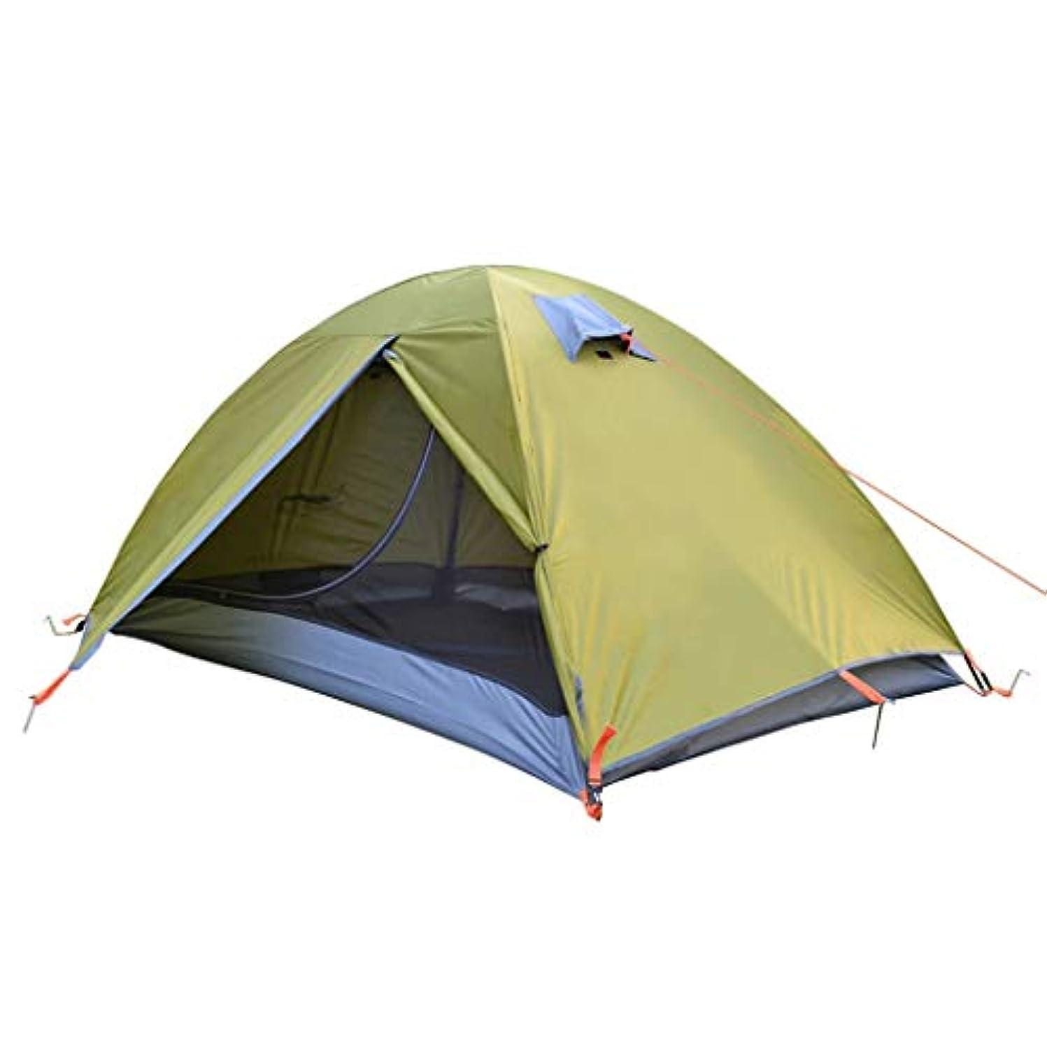 中で海嶺支払いYONGFEIhun テント、アウトドアキャンプテント、カップルダブルダブルテント、キャンプ、アンチストーム日焼け止めテント