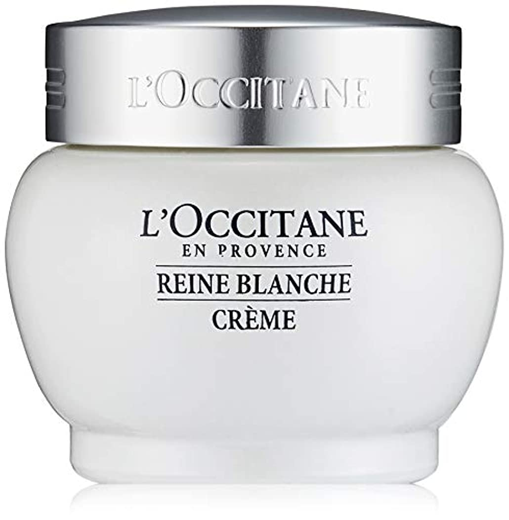 させるスリル老朽化したロクシタン(L'OCCITANE) レーヌブランシュ ホワイトインフュージョンジェルクリーム 50ml