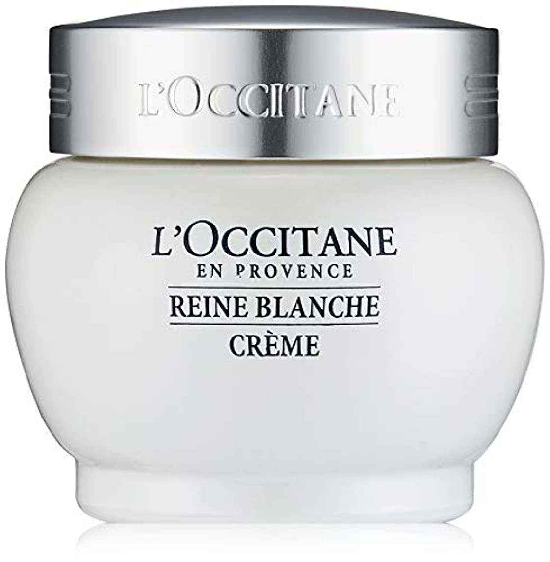 ロクシタン(L'OCCITANE) レーヌブランシュ ホワイトインフュージョンジェルクリーム 50ml