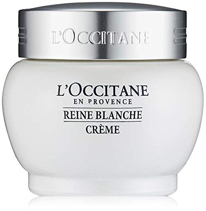 コロニアル銀行軍ロクシタン(L'OCCITANE) レーヌブランシュ ホワイトインフュージョンジェルクリーム 50ml