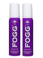 Fogg Fragrant Body spray Paradise for Women (Pack of 2)