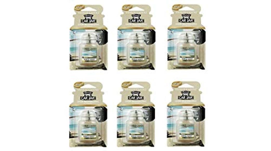 類人猿カテゴリーオーストラリアヤンキーキャンドル YCネオカージャー K3230535 サン&サンド 6個入り