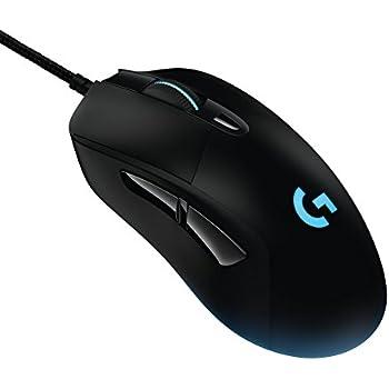 Logicool ロジクール G403 Prodigy 有線ゲーミングマウス G403