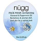 フェイスマスクを活性化 x2 - Nugg Revitalizing Face Mask (Pack of 2) [並行輸入品]