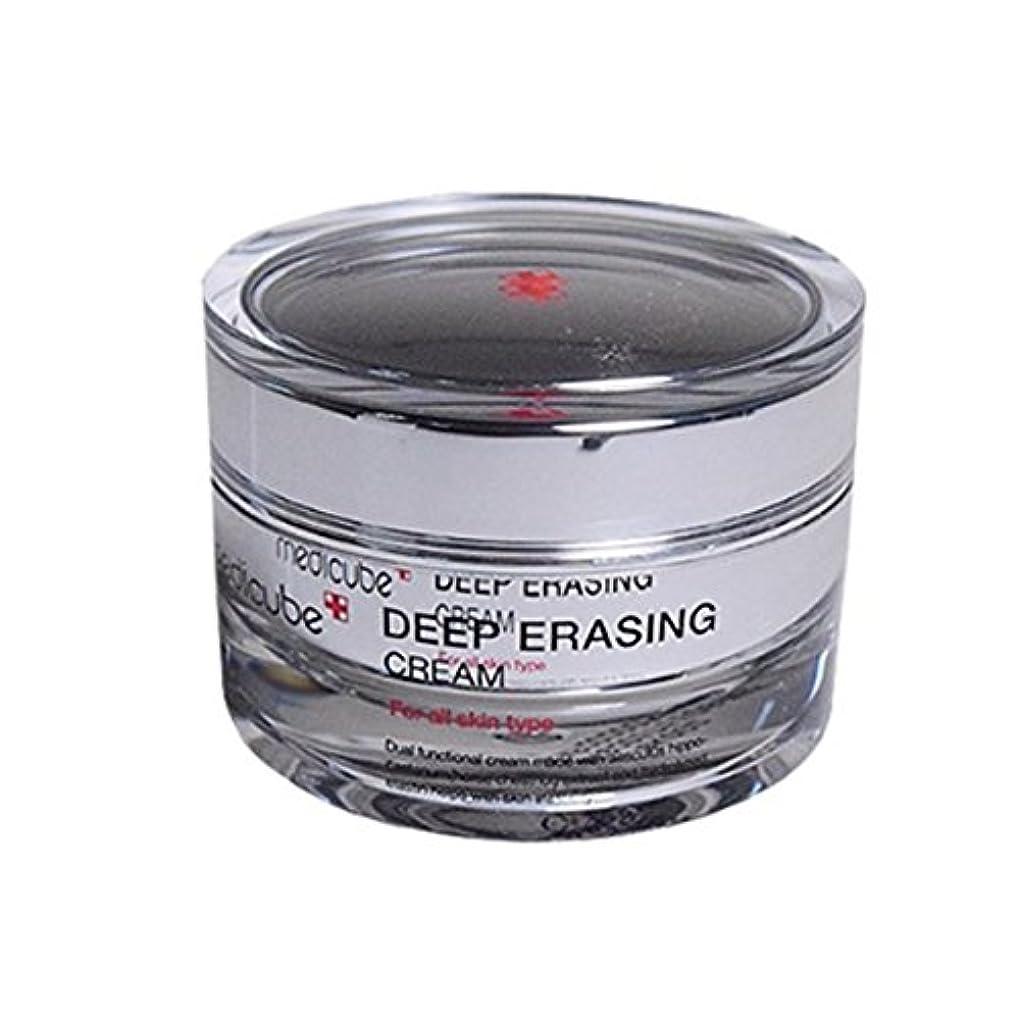 疾患汚染されたスポンジメディキューブ?ディップイレイジンクリーム50ml、Medicube Deep Erasing Cream 50ml [並行輸入品]