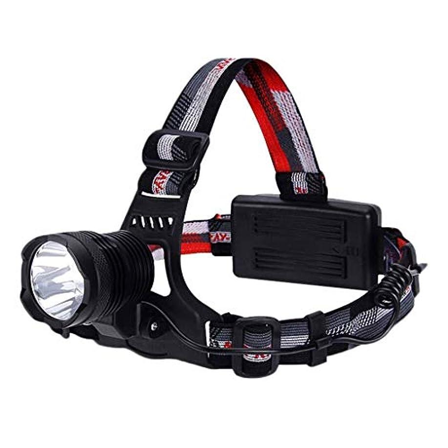 帝国独立胚ZAIHW LEDヘッドランプ、充電式バッテリー付き軽量ヘッドライト、屋外用防水&軽量ヘルメットライト、キャンプ、ランニング、ハイキング、読書など