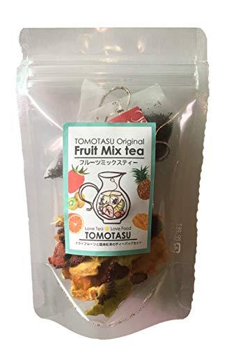 フルーツミックスティー (ドライフルーツと国産紅茶)