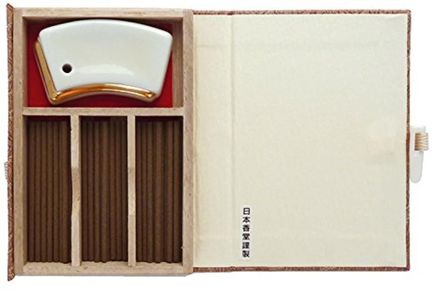 ブルーベルはっきりとサンプル日本香堂 伽羅大観
