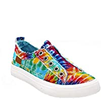 Blowfish Play Rainbow Tie-Dye Canvas 9