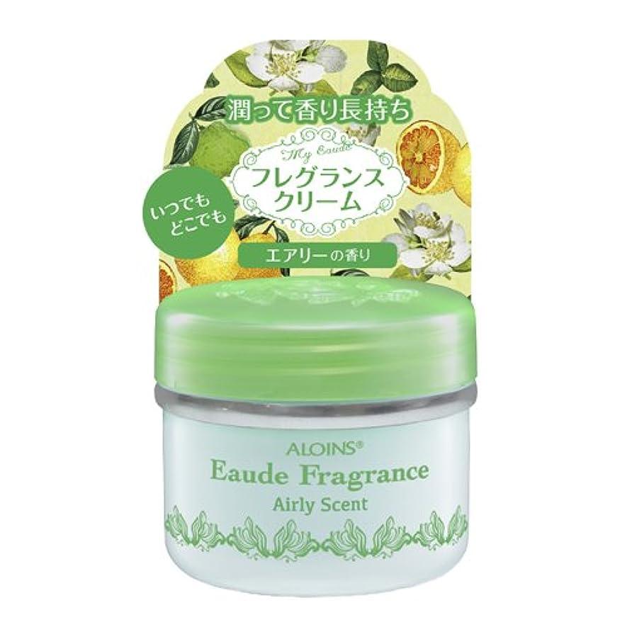 フルーティー肌三アロインス オーデフレグランス エアリーの香り 35g