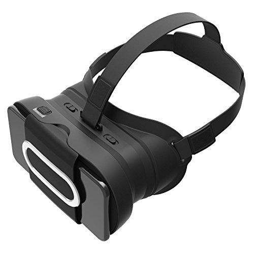 Kobwa VRゴーグル VR BOX メガネ 3Dグラス ...