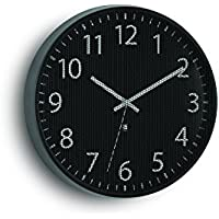 umbra PERFTIME WALL CLOCK(パーフタイム ウォールクロック) ブラック 2118422-040