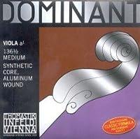 CUERDA VIOLA - Thomastik (Dominant 136) (Aluminio) 1ェ (La) Medium Viola 1/2